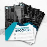 impressão de folhetos de empresas