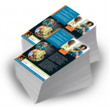 impressão de folhetos personalizados Barra Funda