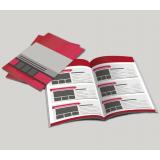 impressão de revistas e catálogos Santana