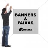 impressão digital banner cotar Parque Residencial da Lapa