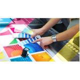 impressão digital e offset cotar PONTE NOVA