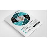 impressão e criação de folder frente e verso Morumbi