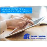 impressão online de demonstrativo cotar Araçatuba