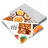 impressão panfleto em offset Jaguaré