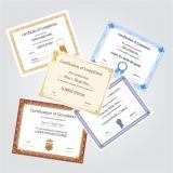 impressão personalizada de certificado cotar ALDEIA DA SERRA
