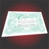 impressão personalizada de certificado Jardim Panorama D'Oeste