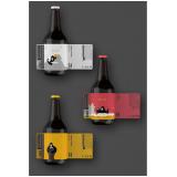 impressão rótulo cerveja artesanal Sumaré