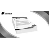 impressão a laser de apólice de seguro