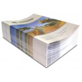 impressão de folder 2 dobras