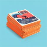 impressão e criação de folder