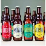 impressão de rótulos de cerveja personalizado