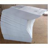 impressão offset autoenvelopado
