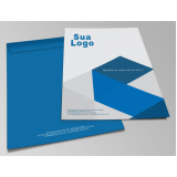loja de impressão personalizada de envelope Cidade Centenário