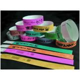 loja de impressão personalizada de pulseiras MURIAÉ