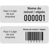 onde comprar etiquetas código barras personalizada Água Funda