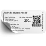 onde comprar etiquetas com código de barras Vinhedo