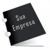 pasta personalizada para empresa preço Jardim Nove de Julho