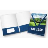 pasta personalizada para empresa Salesópolis