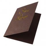 pasta catálogo personalizada