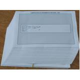 preço de impressão offset autoenvelopado bras leme