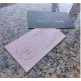 qual o preço de impressão cartão de visita verniz localizado Cidade Monções