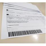 quanto custa boleto personalizado para lojas Cosmópolis