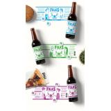 quanto custa impressão rótulo cerveja artesanal Franco da Rocha