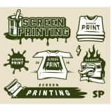 serigrafia impressão offset orçar vila roque