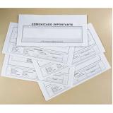 valor de impressão de cartas a laser Jardim Europa