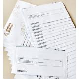 valor de impressão de cartas de cobrança Engenheiro Goulart