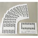 valor de impressão para cartas personalizada Alto da Lapa