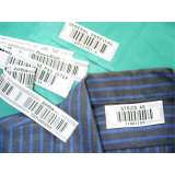 venda de etiquetas de código de barras para roupas Queluz