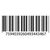 venda de etiquetas de código de barras Brás
