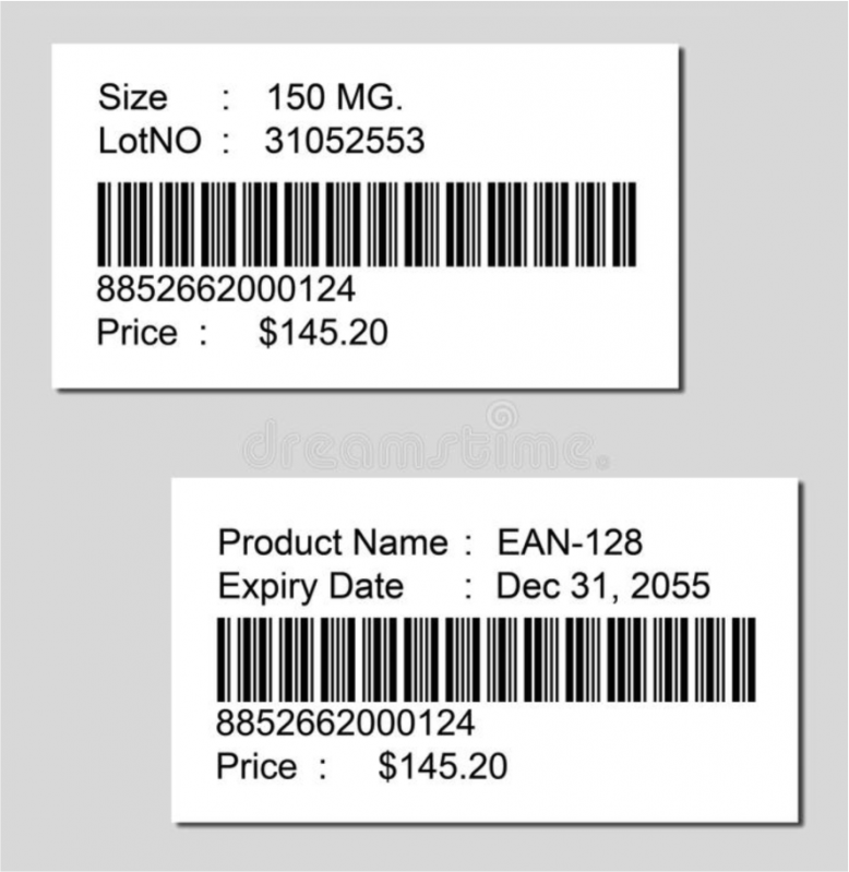 Venda de Etiquetas Código Barras Personalizada Vila Santana - Etiquetas para Código de Barras