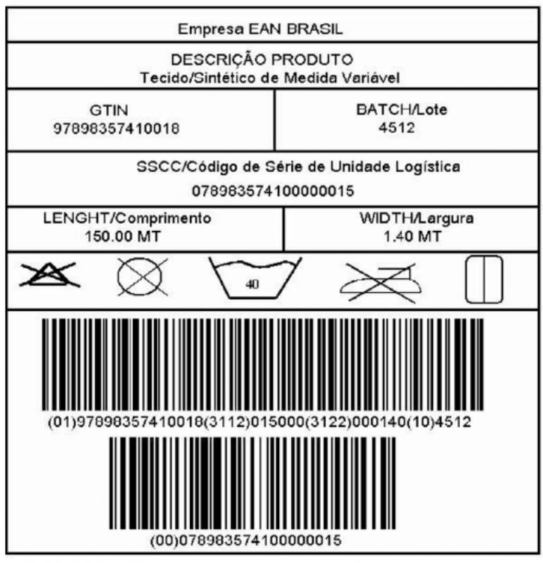 Venda de Etiquetas para Roupas com Código de Barras Cocais - Etiquetas para Roupas com Código de Barras